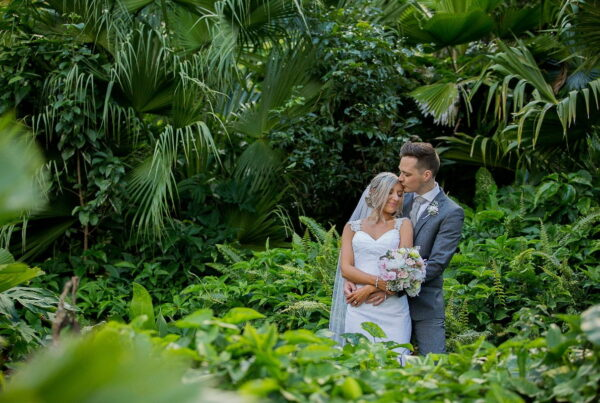 garden wedding queensland