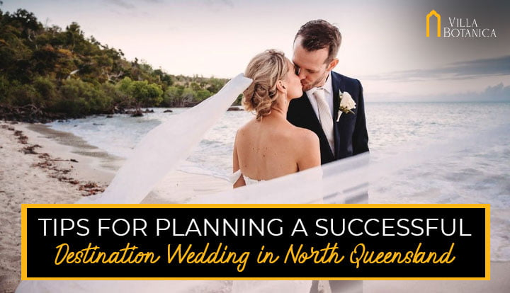Destination Wedding In North Queensland