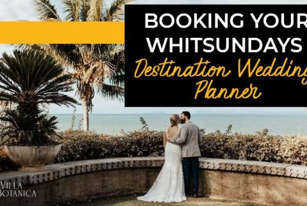 Whitsundays Destination Wedding Planner