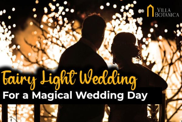 fairy light wedding ideas for your destination wedding