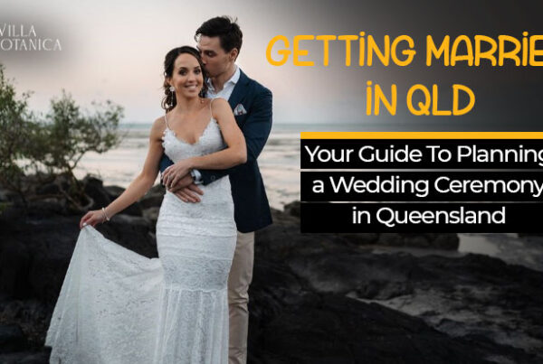 getting married in QLD
